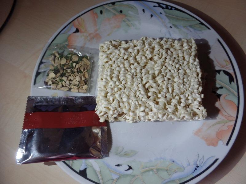 "#1049: Nissin Premium Smack ""Gomba Champignons"" (Mushroom - Pilz - Funghi)"