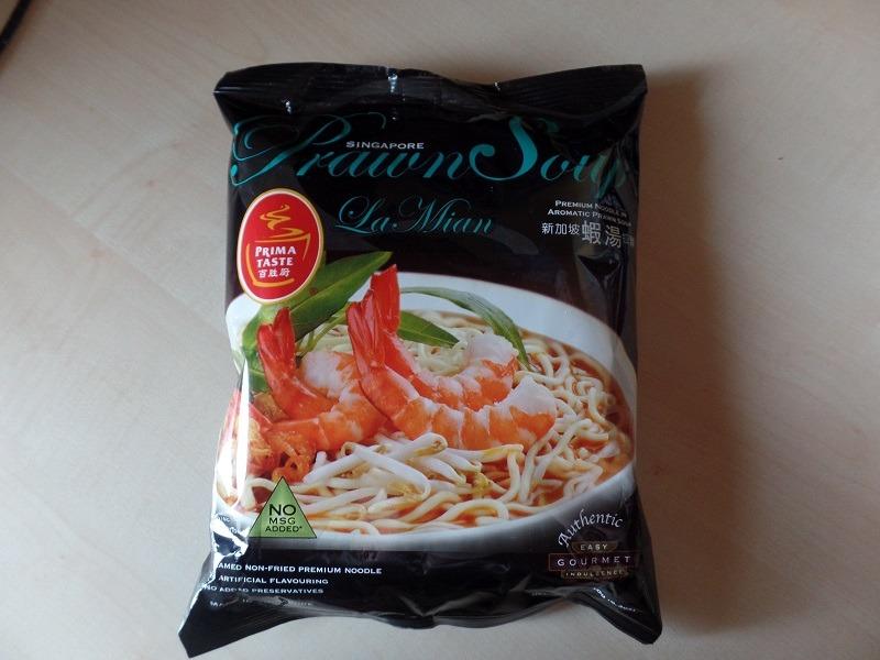 """#1051: Prima Taste """"Singapore Prawn Soup La Mian"""""""