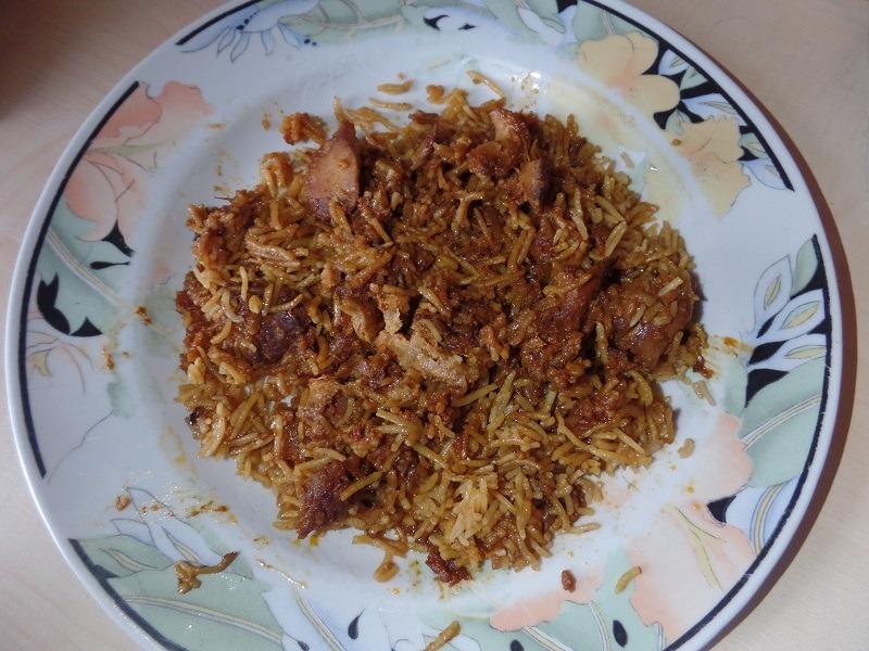 """#1052: Prima Taste """"Nonya Sambal Chicken with Rice"""""""