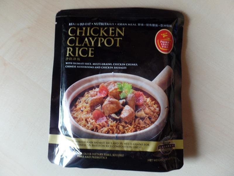 """#1054: Prima Taste """"Chicken Claypot Rice"""""""