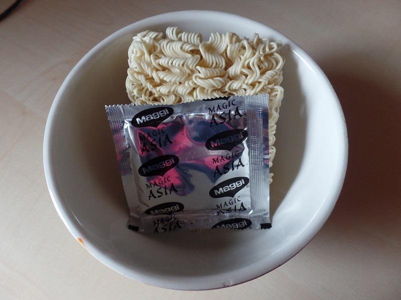 "#1058: Maggi Magic Asia ""Nudel Snack Shrimps Geschmack"""