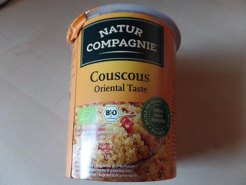 """#1060: Natur Compagnie """"Couscous Oriental Taste"""""""