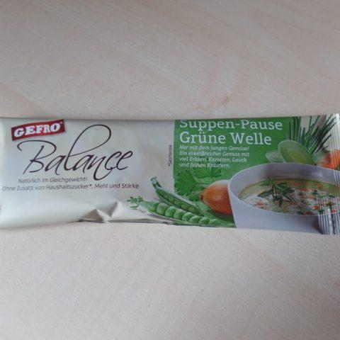 "#1061: Gefro Balance ""Suppen-Pause Grüne Welle"""
