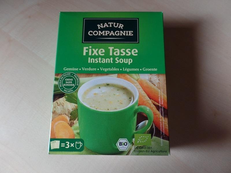 "#1062: Natur Compagnie ""Fixe Tasse Instant Soup"" Gemüsecremesuppe"
