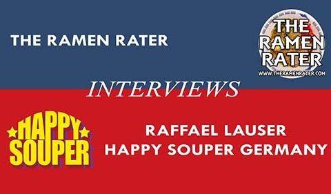 Interview: Der Ramen Rater hat mich interviewed