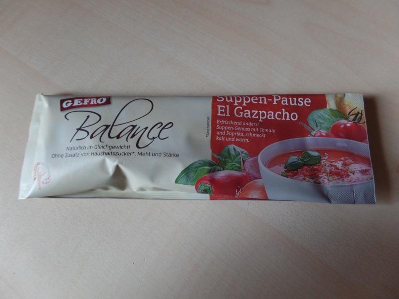 "#1064: Gefro Balance ""Suppen-Pause El Gazpacho"""