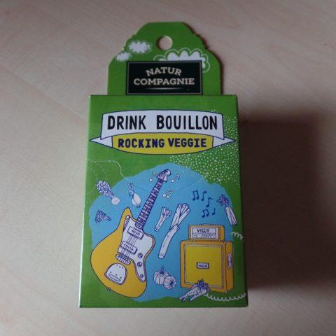 "#1067: Natur Compagnie Drink Bouillon ""Rocking Veggie"""