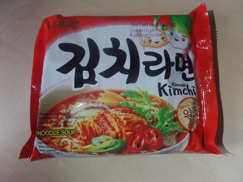 "#1071: Samyang Ramen ""Kimchi Flavour Noodle"""