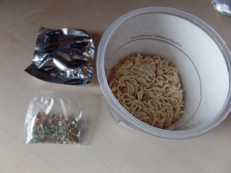"#1081: Maggi Magic Asia ""Noodle Cup Shrimps Taste"""