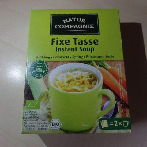 "#1086: Natur Compagnie ""Fixe Tasse Instant Soup"" Frühling"