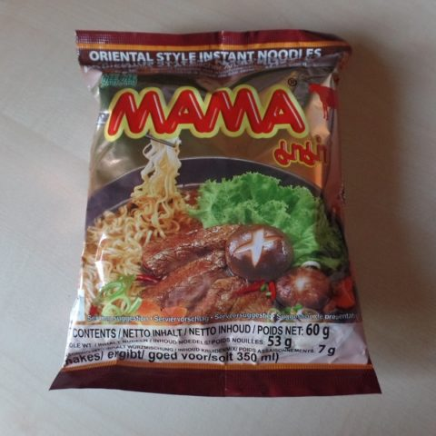 "#1088: Mama ""Oriental Style Stew Beef Flavour"" (Update 2021)"
