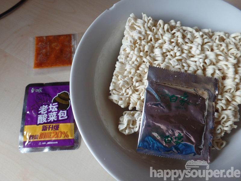 "#1102: Baixiang Noodles ""Sauerkraut Flavor"""