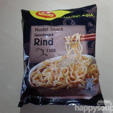 "#1105: Maggi Magic Asia ""Nudel Snack Rind Geschmack"""
