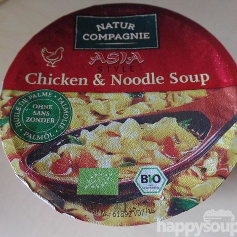 """#1110: Natur Compagnie """"Asia Style Chicken & Noodle Soup"""""""