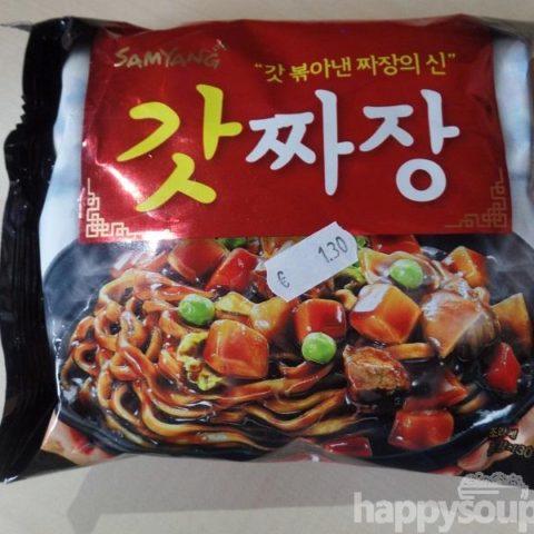 """#1119: Samyang """"Fresh Jjajang"""""""