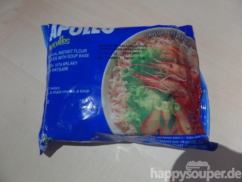"""#596: Apollo Noodles """"Shrimp Flavour"""""""