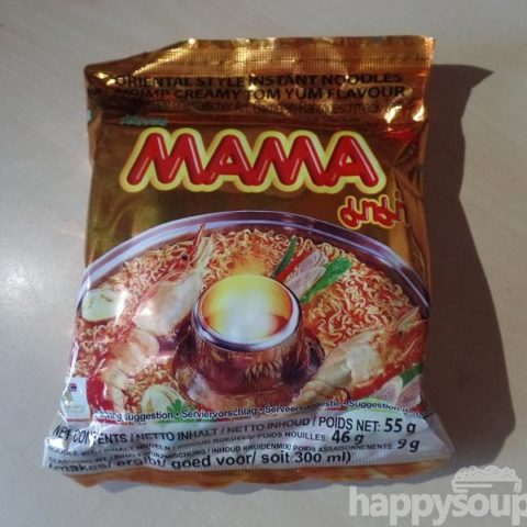 "#1133: Mama Oriental Style Instant Noodles ""Shrimp Creamy Tom Yum Flavour"""