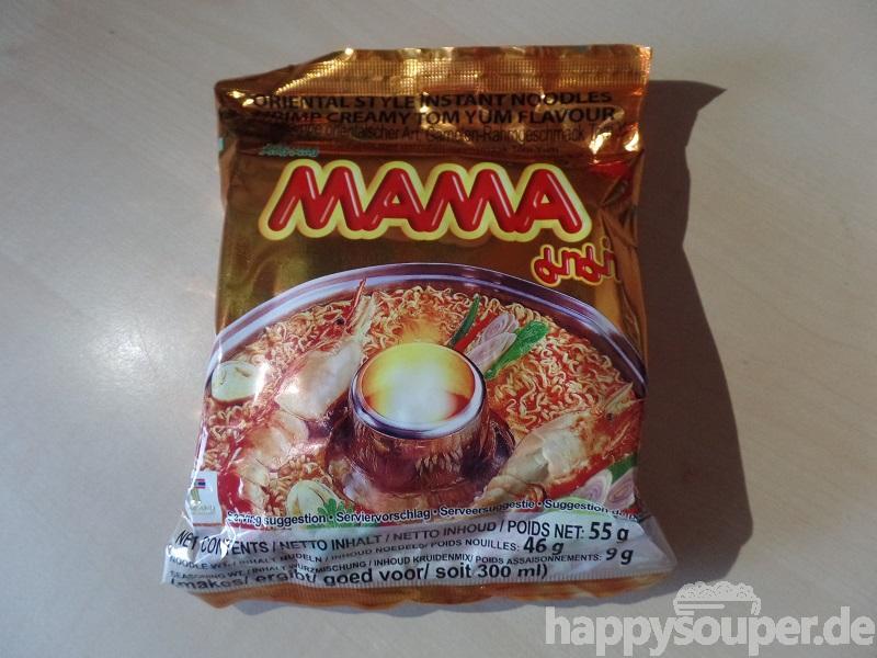 "#1133: Mama Oriental Style Instant Noodles ""Shrimp Creamy Tom Yum Flavour"""