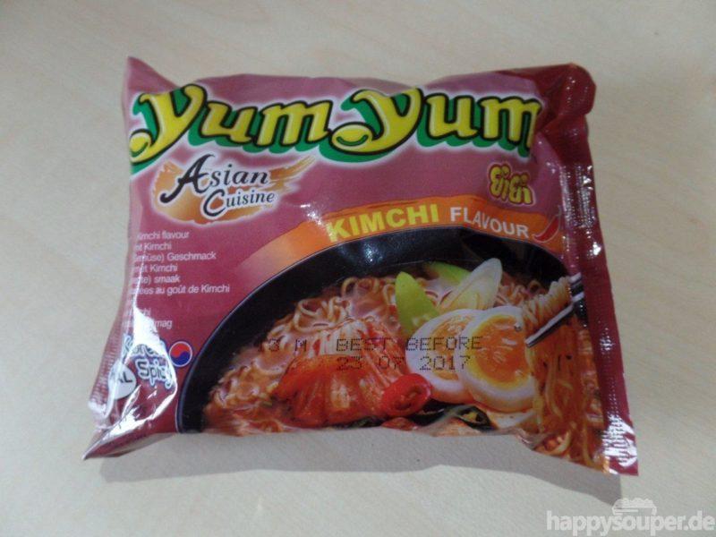 "#028: YumYum Instant Noodles ""Kimchi Flavour"""