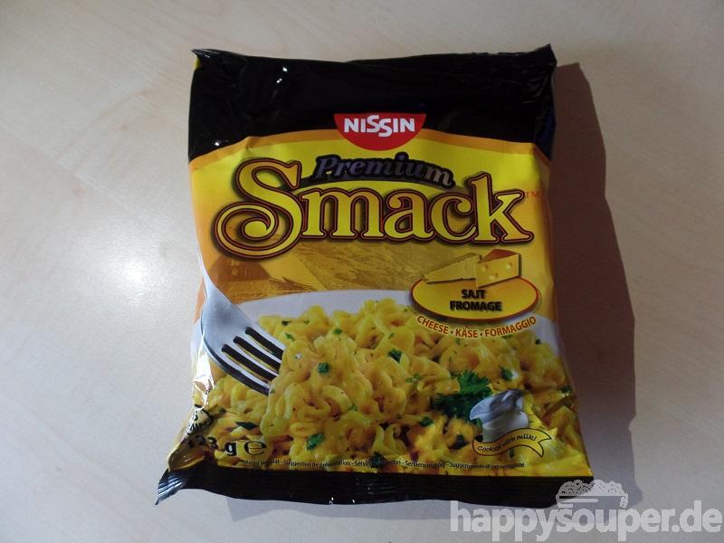 "#1138: Nissin Premium Smack ""Sajt - Fromage"" (Cheese - Käse - Formaggio)"