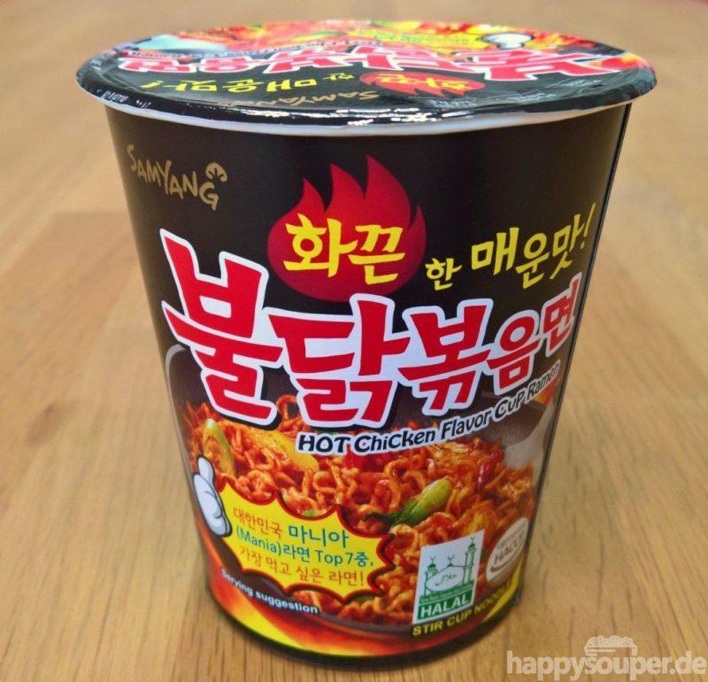 "#1131: Samyang ""Buldak Bokkummyeon (Cup)"""