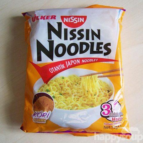 "#1129: Ülker NISSIN ""Noodles Köri Soslu"""