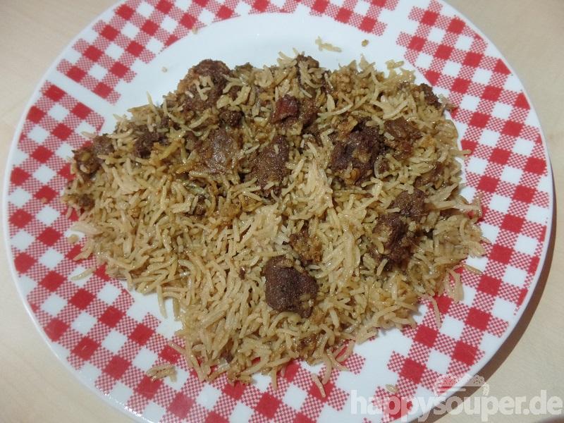 "#1141: Prima Taste ""Beef Rendang With Rice"""