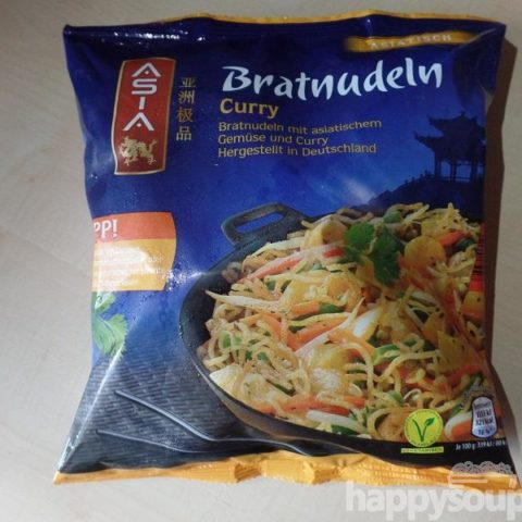 "#1143: Asia ""Bratnudeln Curry"""