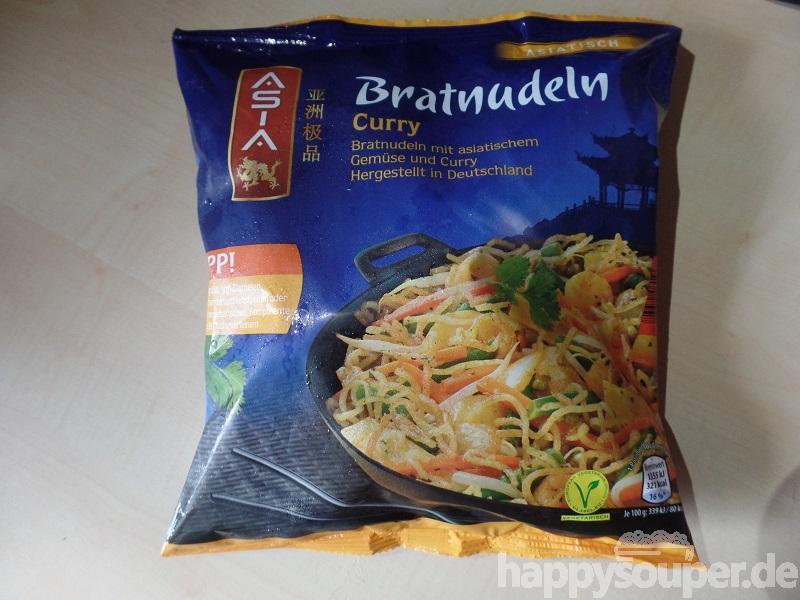 "#1143: Asia ""Bratnudeln Curry"""