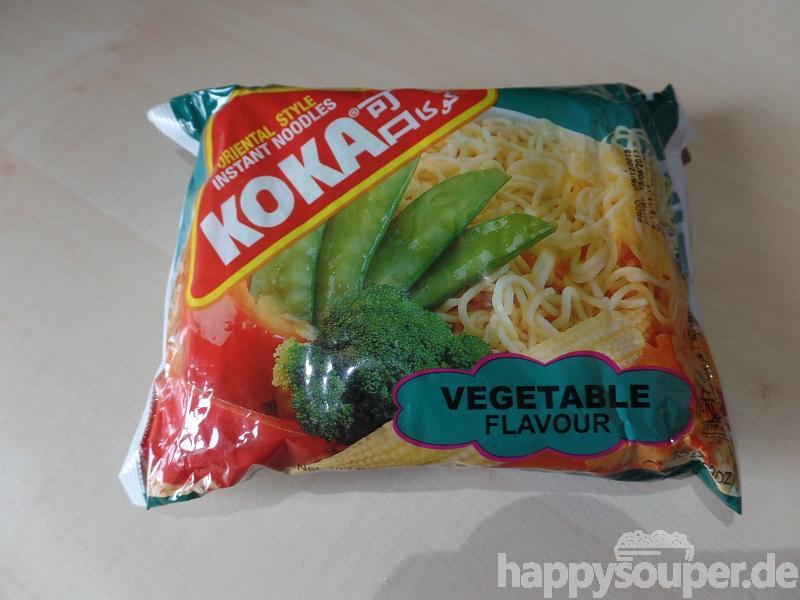 "#1145: Koka Oriental Style Instant Noodles ""Vegetable Flavour"""