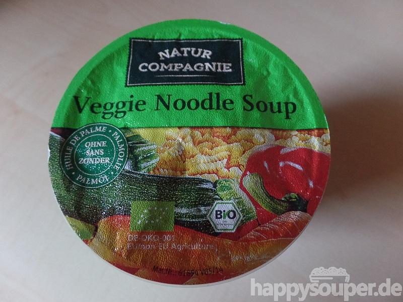 """#1146: Natur Compagnie """"Veggie Noodle Soup"""""""