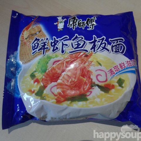 "#1148: Master Kong ""Artificial Seafood Flavor"" Instant Noodle"