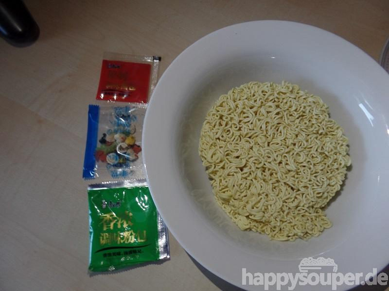 """#1148: Master Kong """"Artificial Seafood Flavor"""" Instant Noodle"""