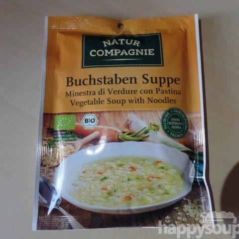 """#1149: Natur Compagnie """"Buchstaben Suppe"""""""