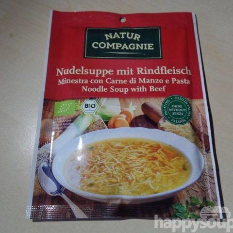"""#1151: Natur Compagnie """"Nudelsuppe mit Rindfleisch"""""""