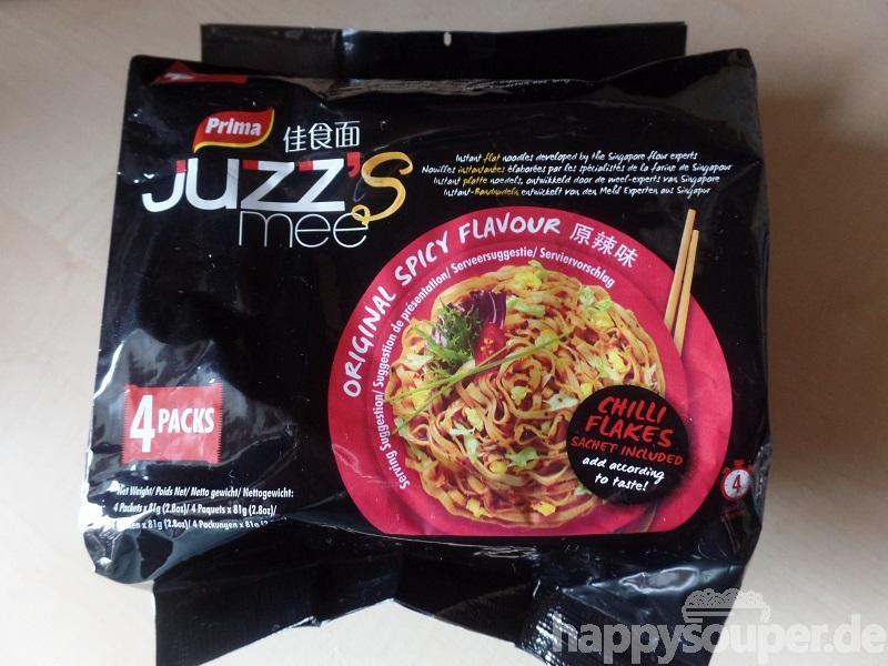 Neue Testobjekte von Prima Food