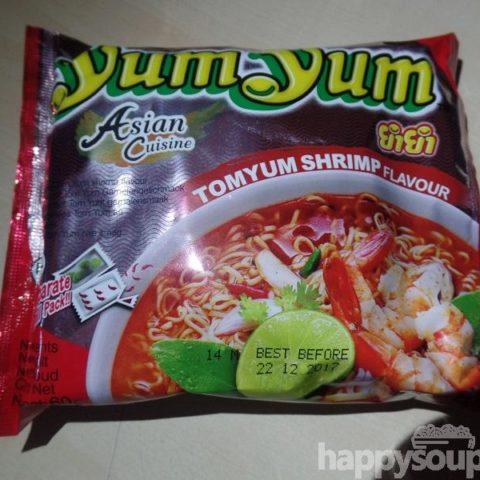 "#1155: YumYum Instant Noodles ""Tom Yum Shrimp Flavour"""