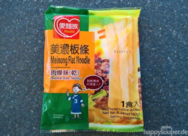 """#1156: iNoodle """"Meinong Flat Noodle"""""""