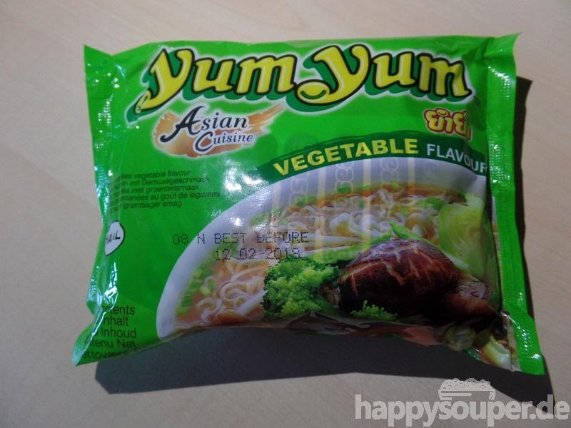 "#204: YumYum ""Vegetable Flavour"""