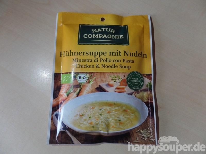 "#1169: Natur Compagnie ""Hühnersuppe mit Nudeln"""