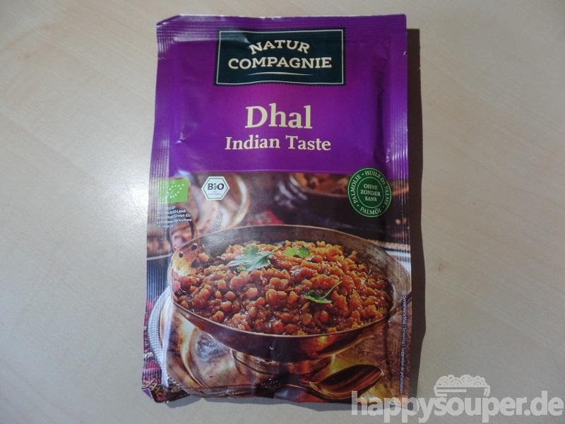 "#1176: Natur Compagnie ""Dhal Indian Taste"""