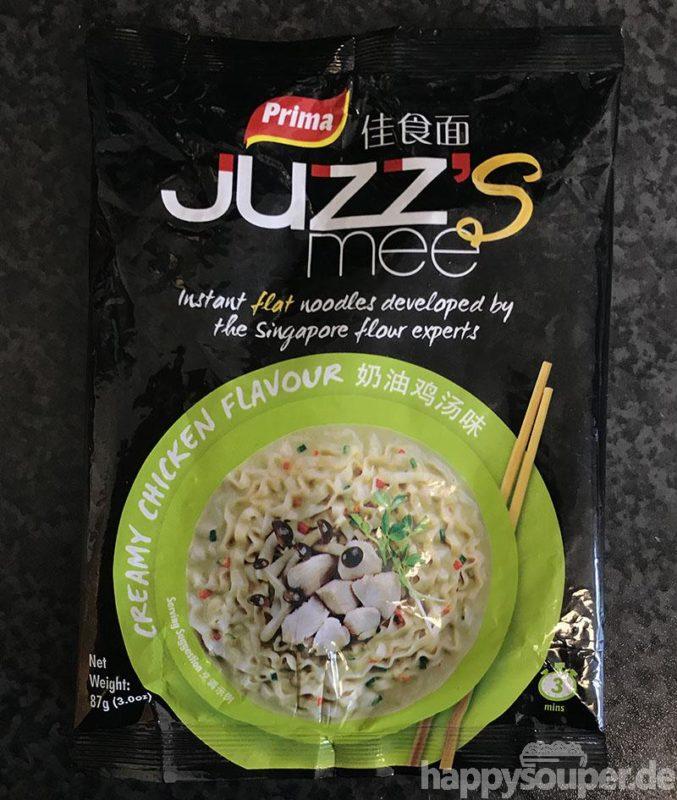 """#1172: Prima Juzz's Mee """"Creamy Chicken Flavour"""""""