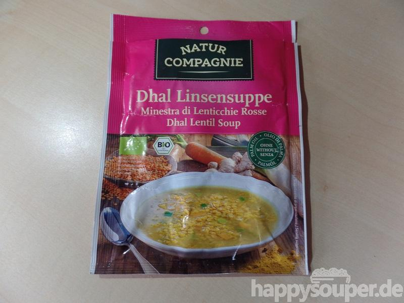 """#1181: Natur Compagnie """"Dhal Linsensuppe"""""""