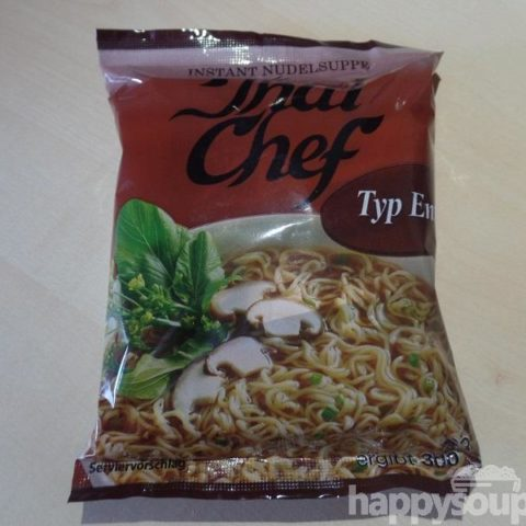 "#1188: Thai Chef ""Instant Nudelsuppe Typ Ente"""