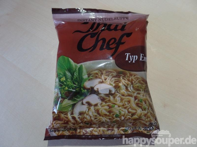"""#1188: Thai Chef """"Instant Nudelsuppe Typ Ente"""""""