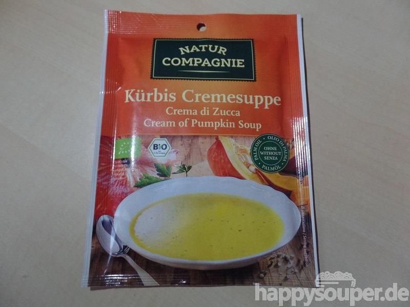 """#1189: Natur Compagnie """"Kürbis Cremesuppe"""""""