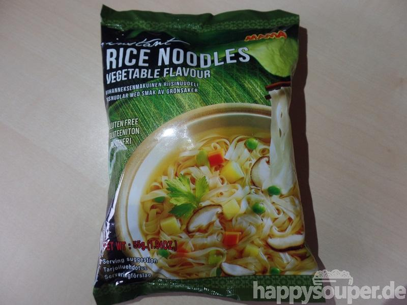 "#1182: Mama Instant Rice Noodles ""Vegetable Flavour"" (Update 2021)"