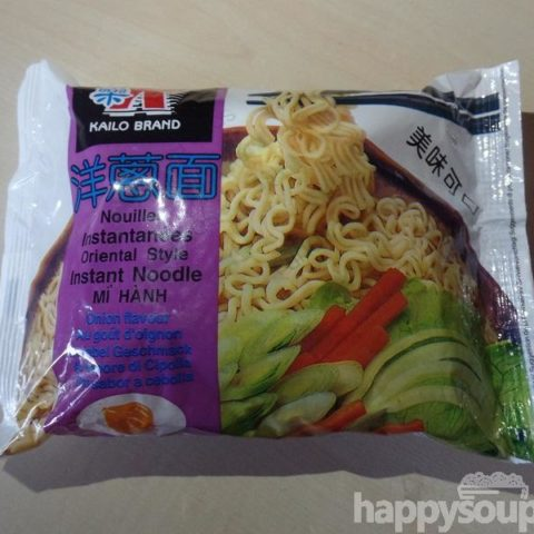 "#1183: Kailo Brand ""Oriental Style Instant Noodle Onion Flavour"""