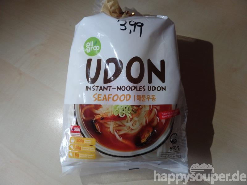 """#1184: all groo """"Udon Instant-Noodles Seafood"""""""