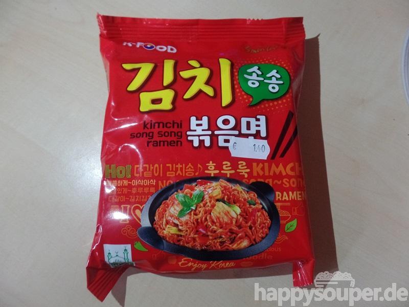 """#1186: Samyang """"K-FOOD kimchi song song ramen"""""""